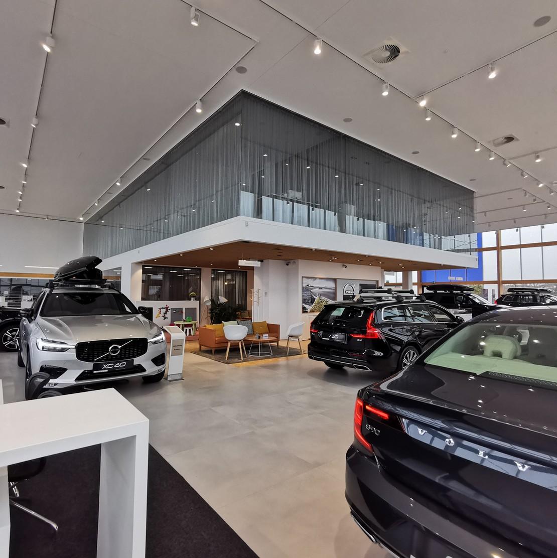Salon Volvo w Bydgoszczy